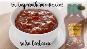 BBQ-Sauce mit Thermomix