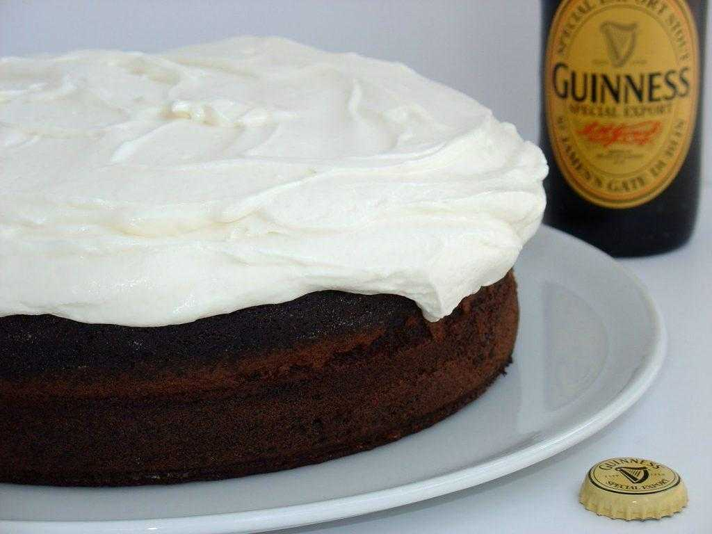 Guinness-Torte mit Thermomix