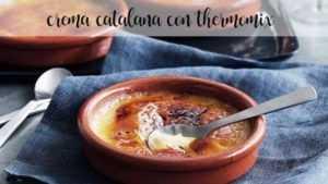 Katalanische Sahne mit Thermomix