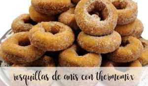 Anis Donuts mit Thermomix