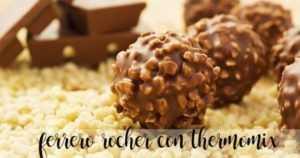 Ferrero Rocher mit Thermomix