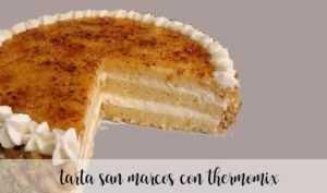 San Marcos Kuchen auf Thermomix