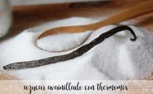 Vanillezucker mit Thermomix
