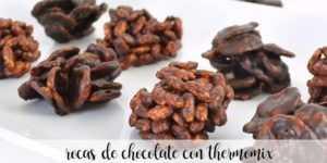 Schokoladenfelsen mit Thermomix