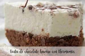 Bayerischer Schokoladenkuchen mit Thermomix