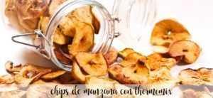 Apfelchips mit Thermomix