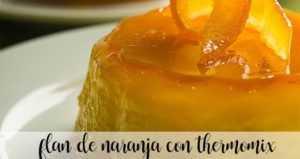 Orangentorte mit Thermomix