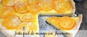Einfacher Orangenkuchen mit Thermomix