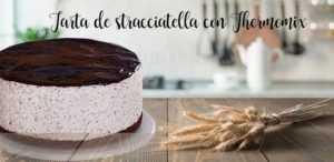 Stracciatella-Kuchen mit Thermomix