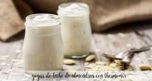 Mandelmilchjoghurt mit Thermomix
