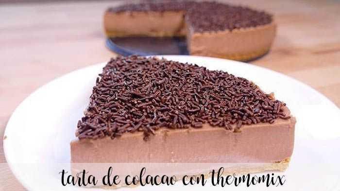 ColaCao-Kuchen mit Thermomix