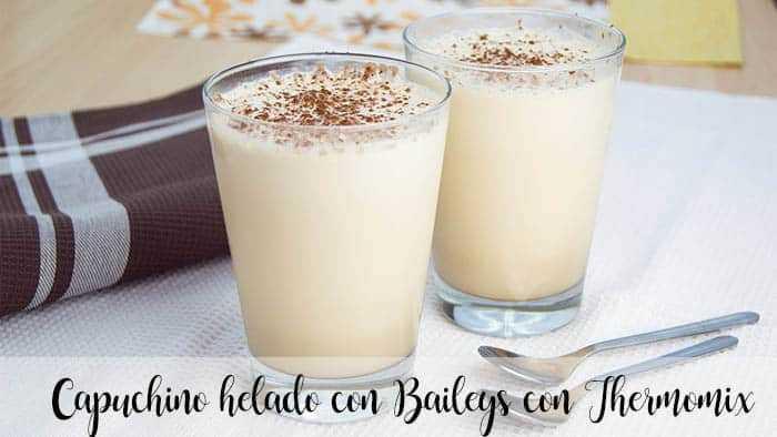 Eiscappuccino mit Baileys mit Thermomix