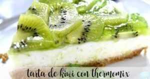 Kiwi-Kuchen mit Thermomix