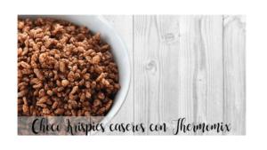 Hausgemachte Schoko-Krispies mit Thermomix