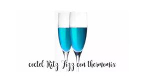 Ritz Fizz Cocktail mit Thermomix