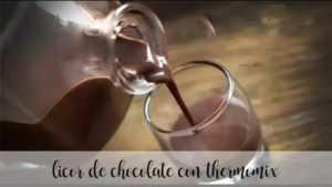 Schokoladenlikör mit Thermomix
