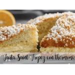 Saint-Tropez-Kuchen mit Thermomix