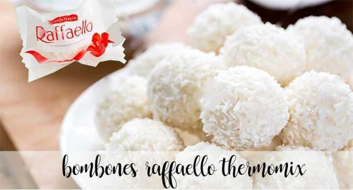 Hausgemachte Raffaello-Pralinen mit Thermomix