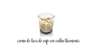 Kaffeelikör mit Wodka mit Thermomix