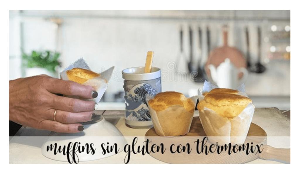 Glutenfreie Muffins mit Thermomix