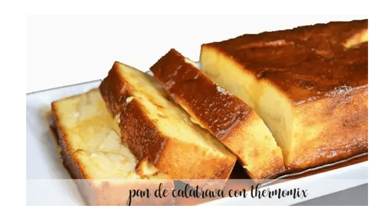 Calatrava-Brot mit Thermomix