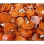 Marokkanischer Karottensalat Rezept für den Thermomix
