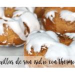 San Isidro Donuts mit Thermomix