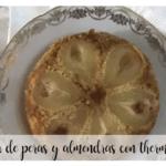 Birnen-Mandel-Kuchen mit Thermomix