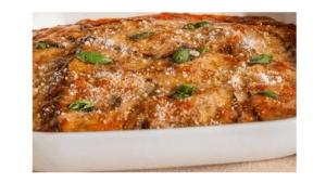 Auberginen-Parmesan-Rezept mit dem Thermomix
