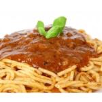 Wie man Bolognese-Sauce mit dem Thermomix zubereitet