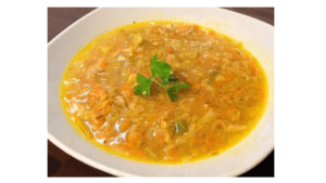 Julienne-Suppe im Thermomix