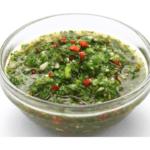 Chimichurri-Sauce mit Thermomix