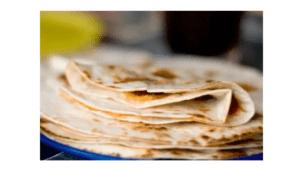 Wie man Maispfannkuchen für Quesadillas im Thermomix herstellt