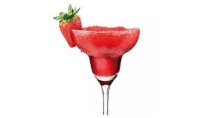 Erdbeer-Daiquiri mit dem Thermomix