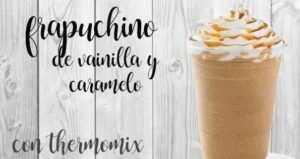 Vanille-Karamell-Frappuccino mit Thermomix